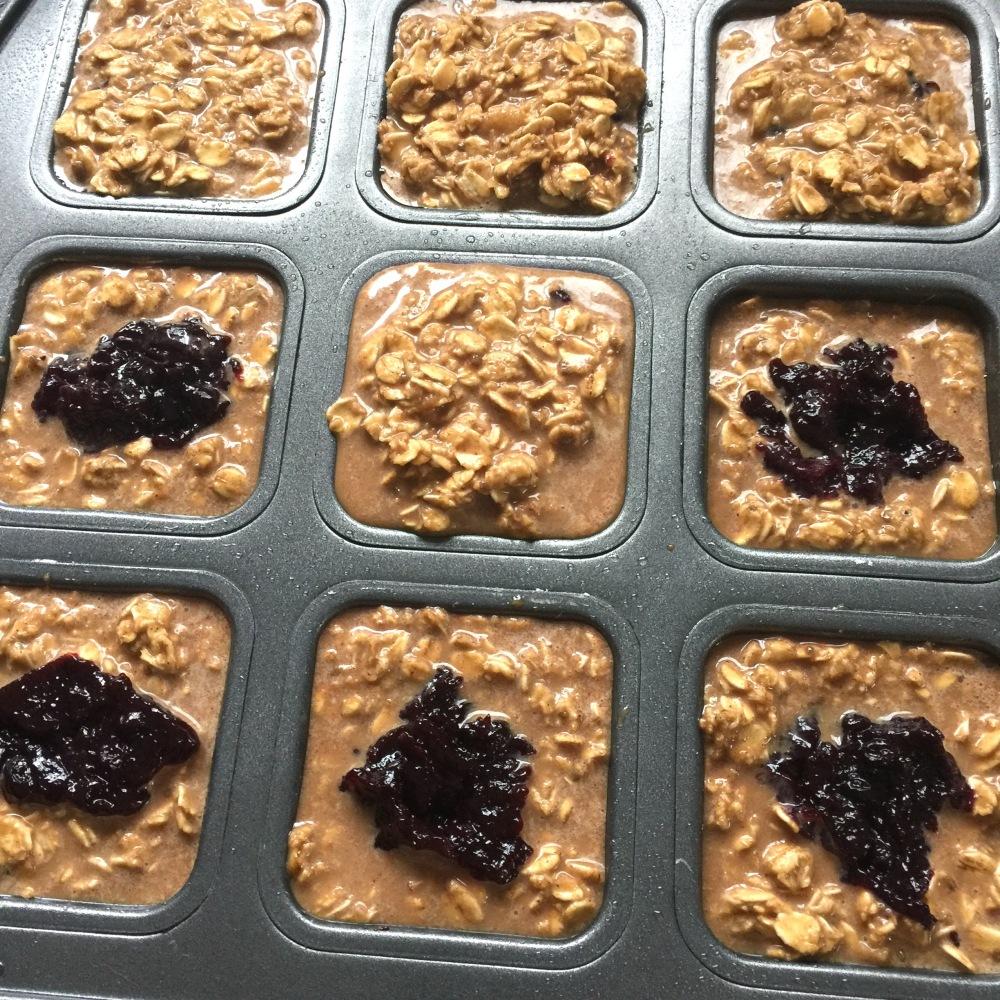 Bilberry Oak Muffin Prep