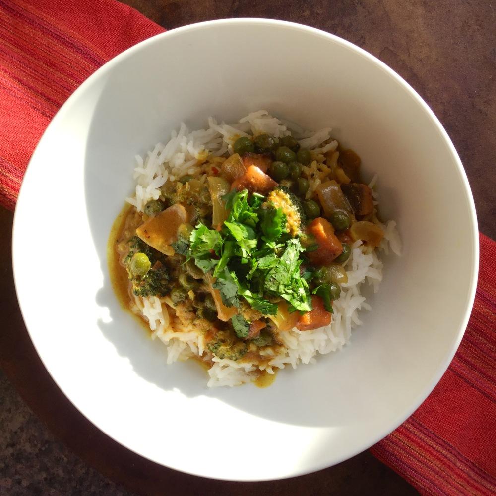 Roasted Sweet Potato Curry7