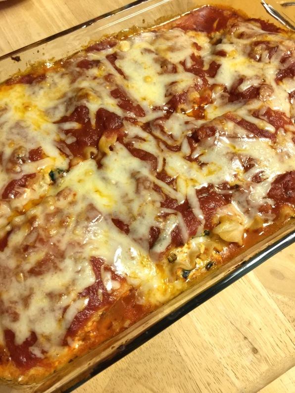 Veggie Lasagna Rollups 2