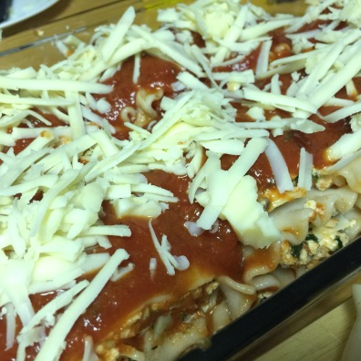 Veggie Lasagna Rollups 4
